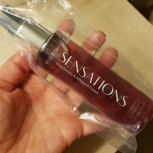 Sensations warming lubricant